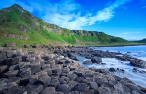 Beyond Belfast is the beautiful Causeway Coast