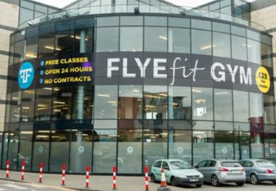 Flyefit is Open 24 hours