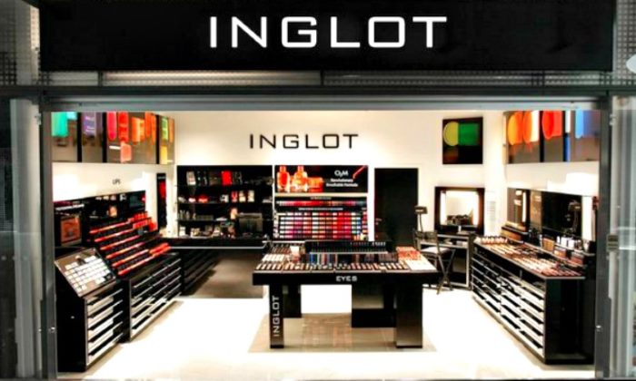 Inglot Cosmetics Reatail and Training