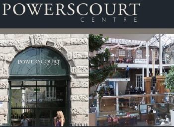 Powerscourt centre in Dubiln