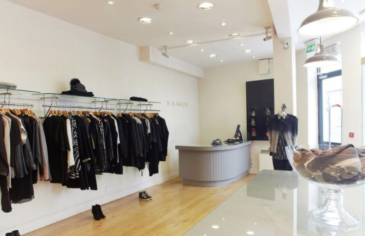 Samui boutique in Cork
