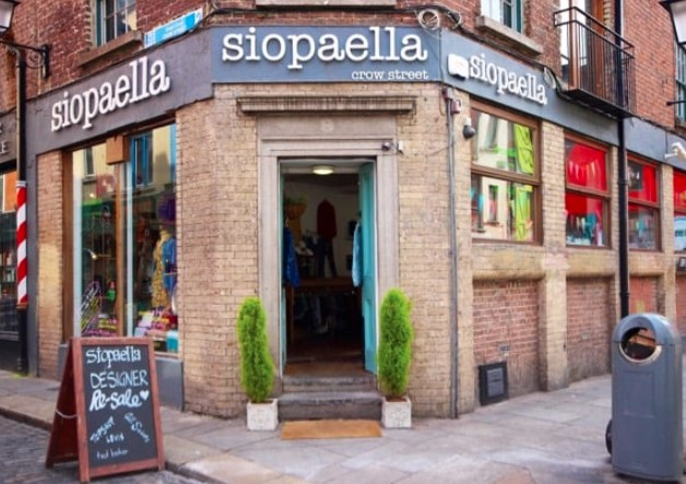 Siopella in Dublin